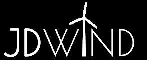 JD Wind Logo